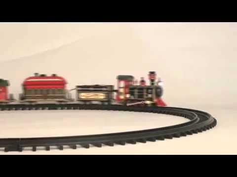 Железная дорога Рождественский экспресс, 9x113x67 см, 24472 Lemax
