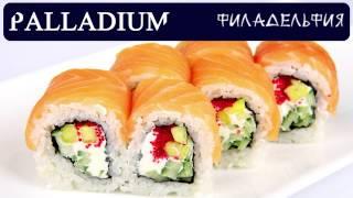 Блюда японской кухни от клуба Palladium