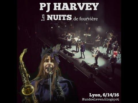 PJ Harvey   Festival Nuits de Fourvière 2016 live