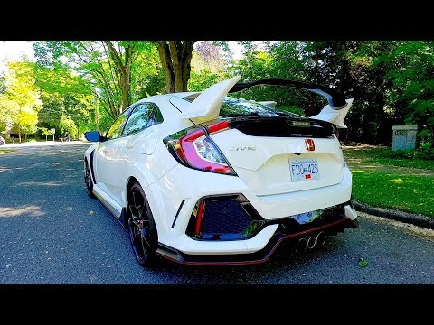 Honda Civic Type R--A DAILY DRIVER??