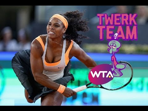 ᴴᴰ✹Serena Williams✹vs.Sloane Stephens*Madrid-2015*Highlights!