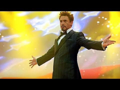 Iron Man's Entrance Scene - Stark Expo - Iron Man 2 (2010) Movie CLIP HD