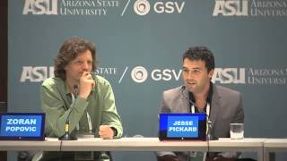 Panel Discussion 11 - MMOG: Massively Multiplayer Online Games