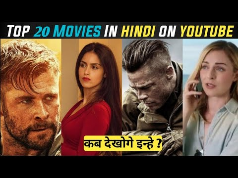 Top 20 Hollywood Movies Dubbed in Hindi available on Youtube