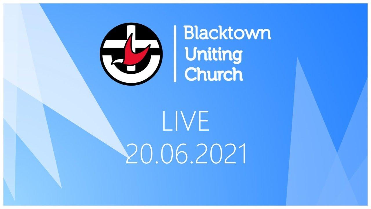 Sunday Worship LIVE 20.06.2021