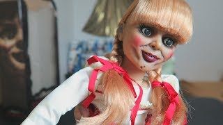 UNBOXING | Annabelle 18 Inch Scaled Prop Replica Doll by Mezco