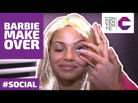 BARBIE MAKEOVER voor Monica - CONCENTRATE Mp3