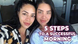 Gambar cover 5 STEPS TO A SUCCESSFUL MORNING!
