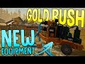 Gold Rush - $750,000 In Two Days - The Best Gold Mining Setup - New Equipment - Gold Rush Gameplay