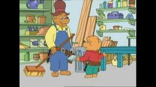 The Berenstain Bears: Go Up and Down / Big Bear, Small Bear  Ep. 40
