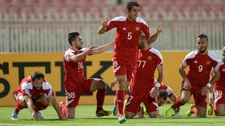 Kuwait SC v Al Jaish: AFC Cup 2015 (Group Stage)