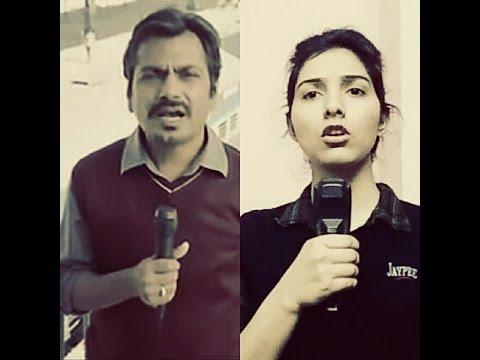 Bajrangi Bhaijaan: Nawazuddin Siddiqui's entry scene | Hilarious | Paglolz