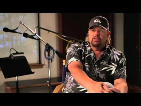 """Toby Keith - Behind The Song """"Rum Is The Reason"""""""