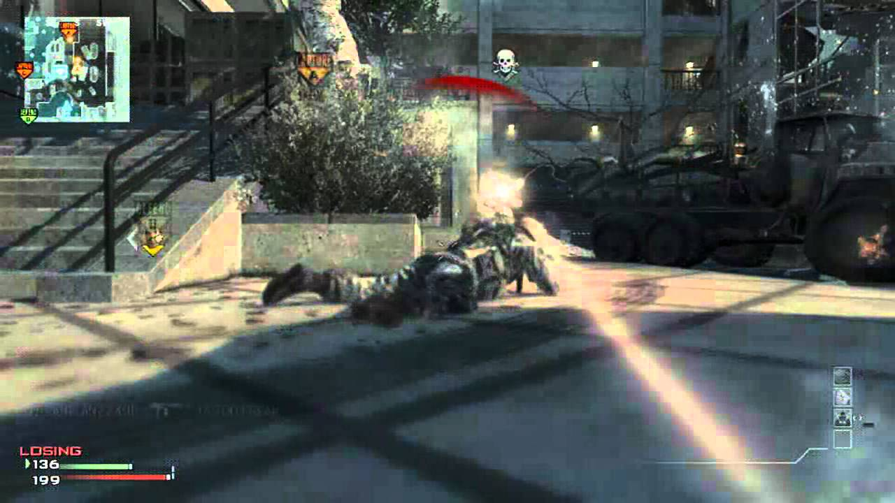 Tattoo Freak Mw3 Game Clip Youtube
