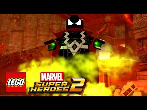 LEGO Marvel Super Heroes 2 - How To Make Spawn