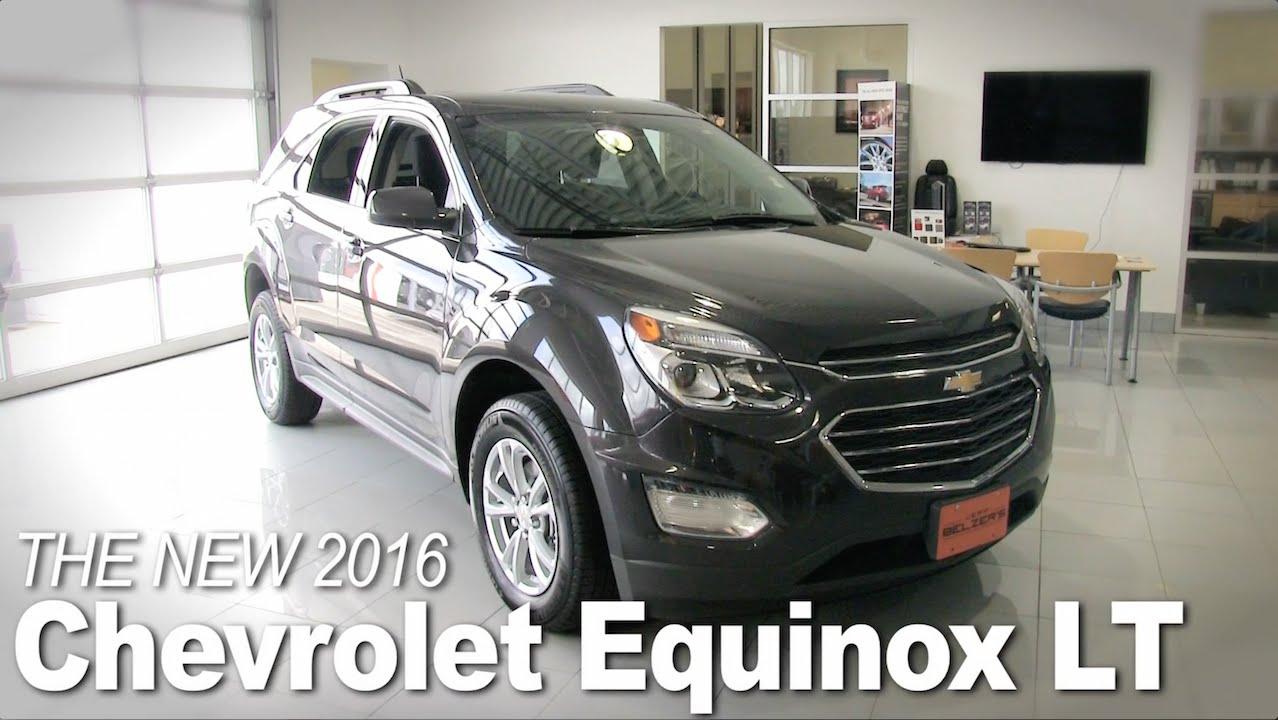 New 2016 Chevrolet Equinox, Lakeville, Bloomington, Burnsville ...
