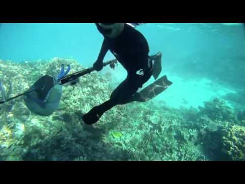 GoPro Surf, Kite & Spearfishing By CHUNG Denis From New Caledonia