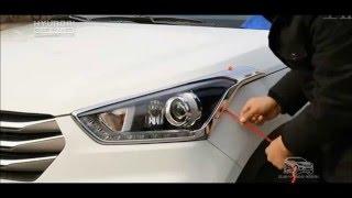 Hyundai Creta ix25 Tuning review 2 смотреть
