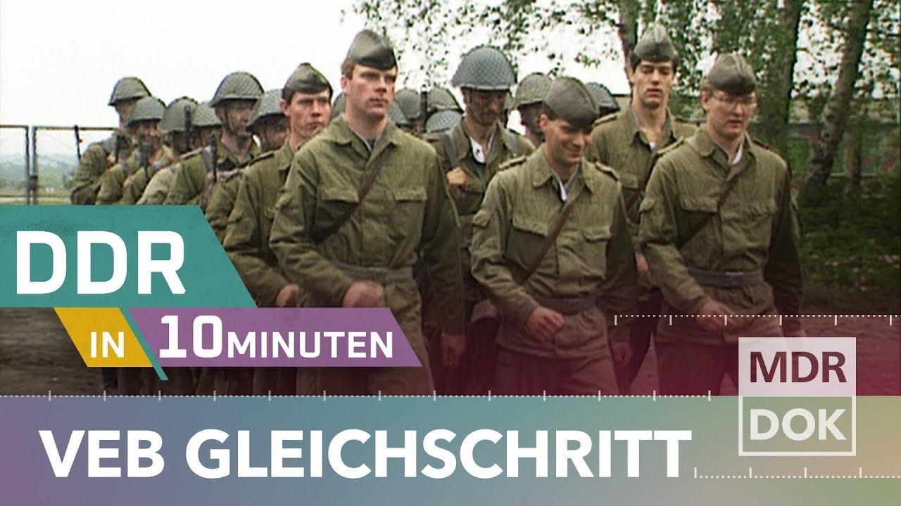 "Die Nationale Volksarmee (NVA): ""Ehrendienst"" in der DDR? | MDR DOK"