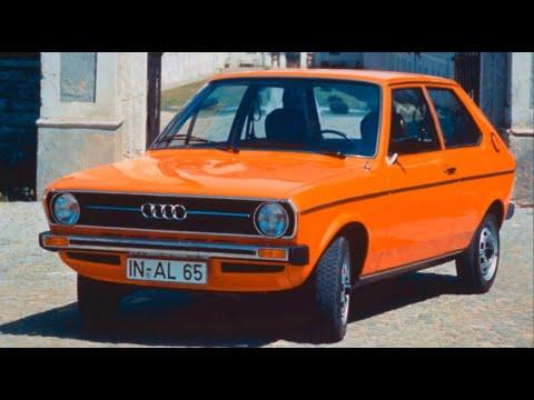V8 -- Mein alter Audi 50