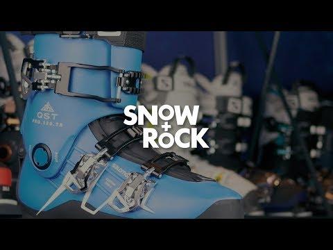 Salomon X Pro 130 2018 Ski Boot Overview by Snow+Rock YouTube
