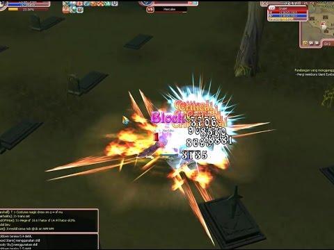 Xluna Online - TB hitter |  classic Luna online