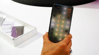 Alcatel сделали светящийся телефон. Обзор Alcatel A5 LED