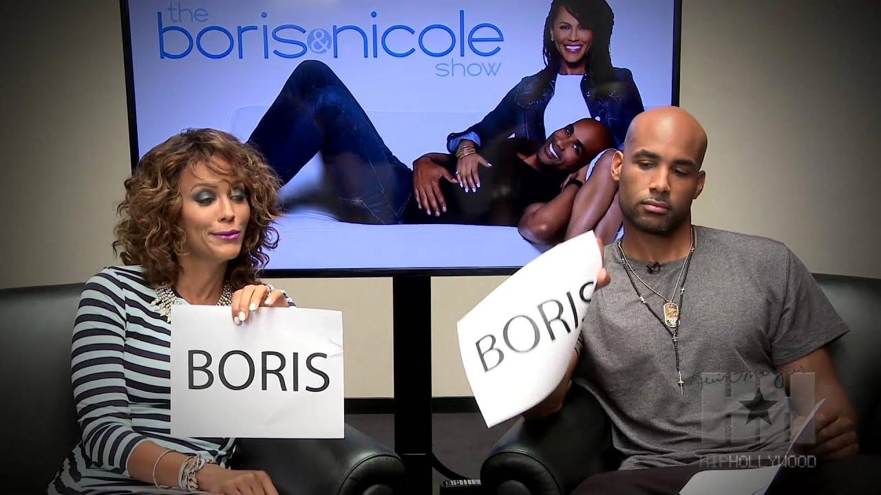 Download The Not So Newlywed Game With Boris Kodjoe & Nicole Ari Parker - HipHollywood.com