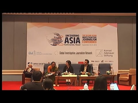 IJAsia16 I Covering Conflict: Afghanistan, India, Nepal