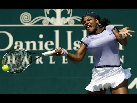 Serena Williams VS Maria Sharapova Highlight 2008 QF