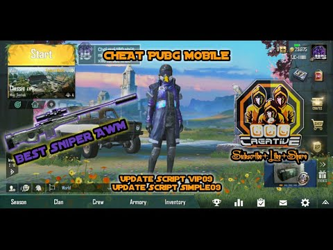 Update Cheat Hack Pubg Mobile TGB    Vnhax + Easy use Token