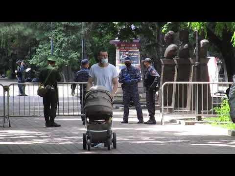 СРОЧНО! Ужесточён масочный режим на Пушкинской улице в Ростове-на-Дону.