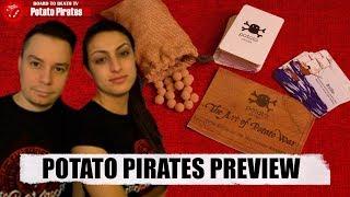 Potato Pirates Video Preview