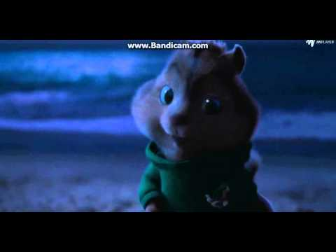 Alvin and The Chipmunks: Chipwrecked: Goodnight+ Survivor (Movie Scene)