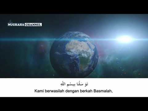 New Lirik Dan Arti Sholawat Badar Vocal Only