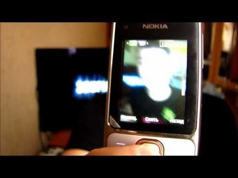 Обзор Nokia C2-01 [HD]