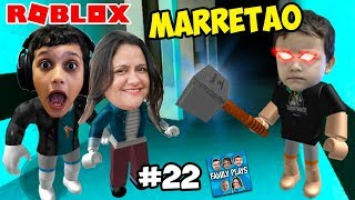Roblox Família Marretão!! (Roblox Flee the Facility) Family Plays