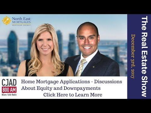 Equity and Home Mortgage Down Payments - What you need to know before you get a mortgage.