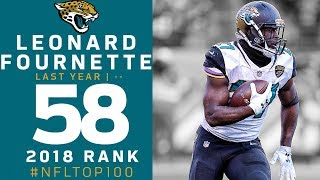 #58: Leonard Fournette (RB, Jaguars) | Top 100 Players of 2018 | NFL