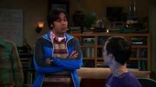 TBBT S03E23 The Lunar Excitation (Sheldon meets Amy)