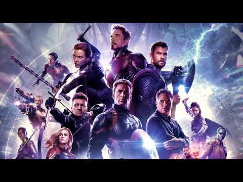 Audio Network - Torsion ('Avengers: Endgame' Special Look Trailer Music)