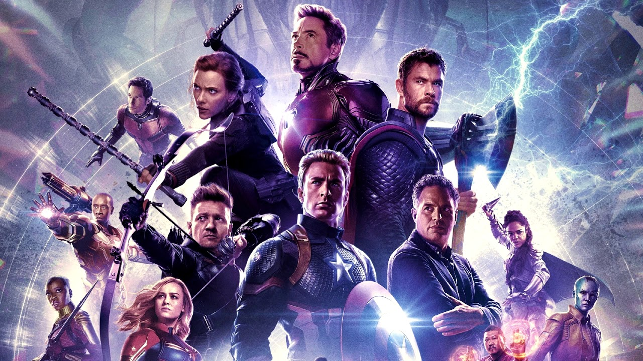 Image result for Avengers: Endgame Now Available on Google Play, iTunes, YouTube in India