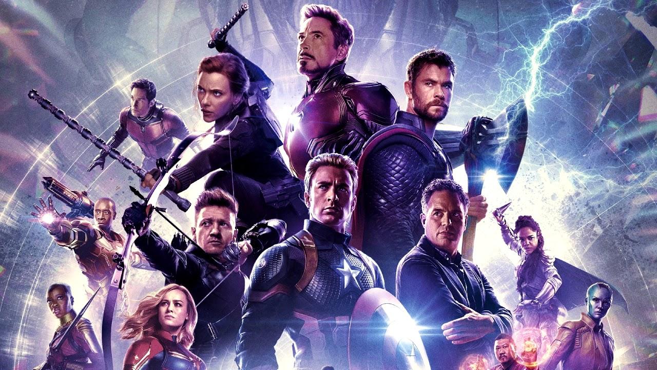 Audio Network Torsion Avengers Endgame Special Look Trailer Music