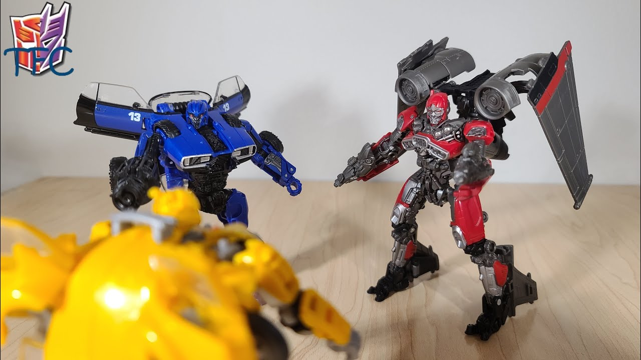 TF Collector Studio Series 59 Shatter Review!