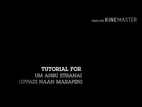 Um Anbu Ethanai | keyboard chords tutorial |