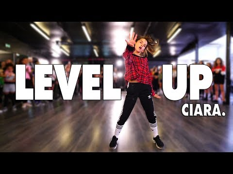Ciara - Level Up  Street Dance  Choreography Sabrina Lonis