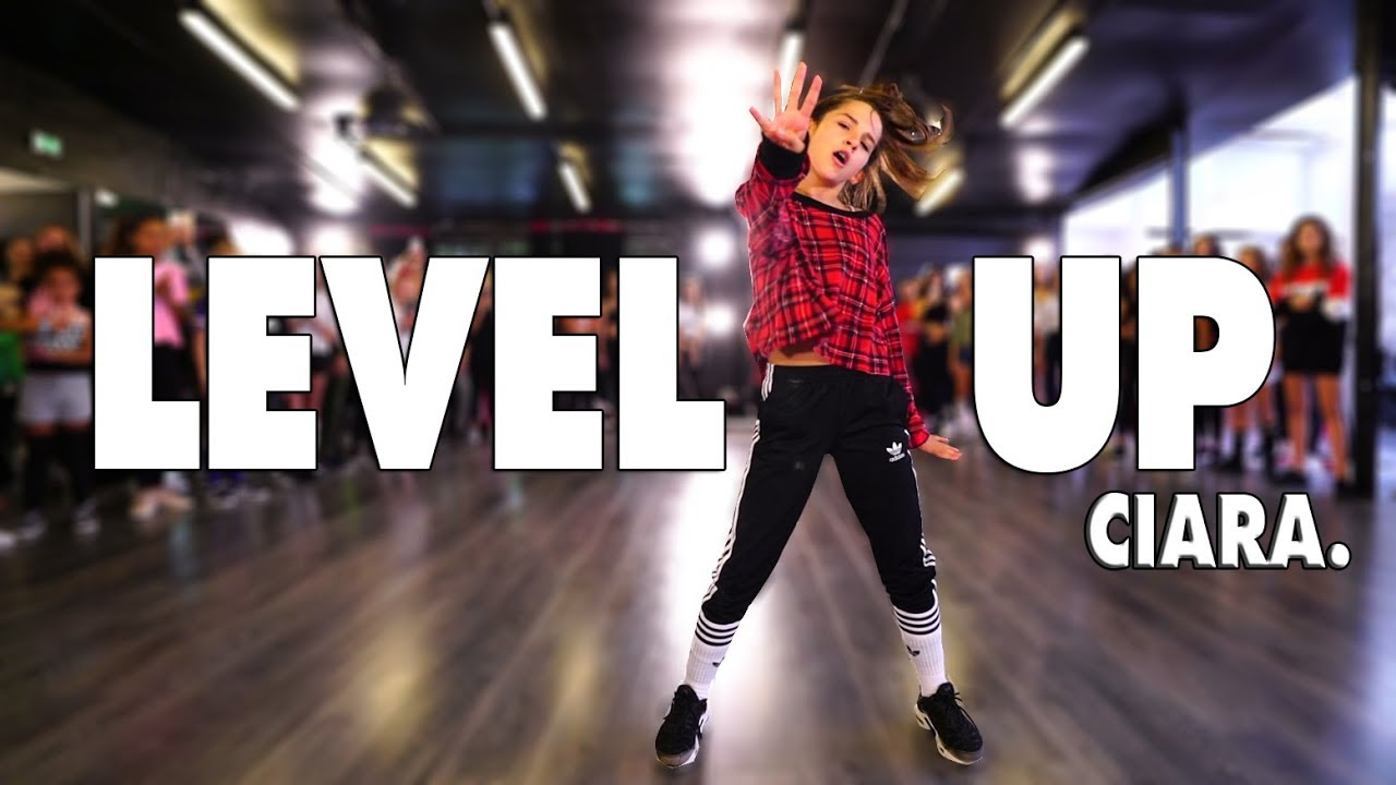 Ciara - Level Up | Street Dance | Choreography Sabrina Lonis