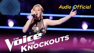 Addison Agen - Beneath Your Beautiful | Audio Official |The Voice Knockout 2017