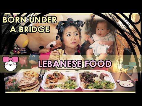 LEBANESE FOOD!! (Shawarma, Shish Tawook, Tabouleh, Sujok, Kofta, Manouche) MUKBANG [먹방]