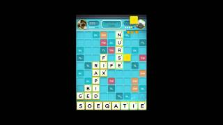 WORD CROSS LEVEL 1-50  Gameplay (Word Domination) New (2018)